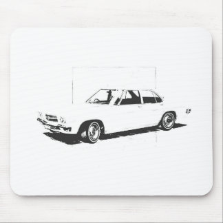 Classic HQ Holden Mouse Pad