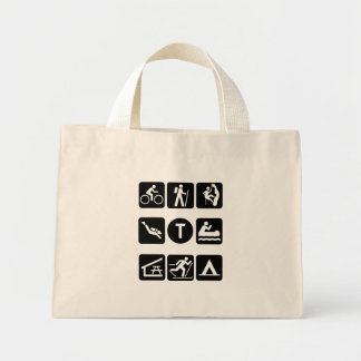 Classic Icons Mini Tote Bag