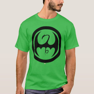 Classic Iron Fist Dragon Icon T-Shirt