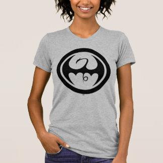 Classic Iron Fist Dragon Icon T-Shirt