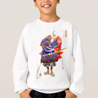 Classic Japanese Samurai Art Japan Sweatshirt