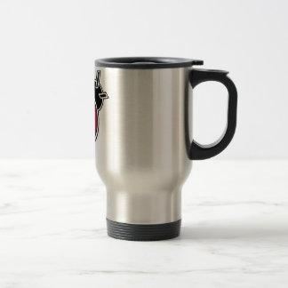 Classic Ladybug Travel Mug