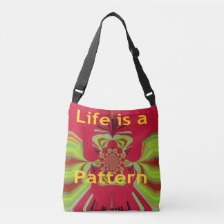 Classic Life is a pattern Feel it Tote Bag