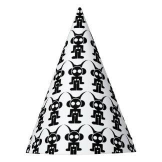 classic logo tile party hat
