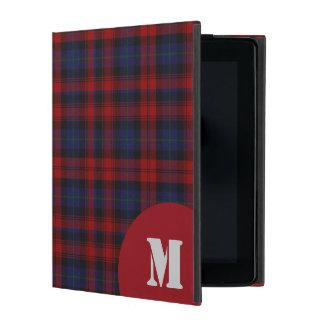 Classic MacLachlan Tartan Plaid iPad Case