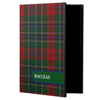 Classic MacLean Tartan Plaid iPad Air 2 Case