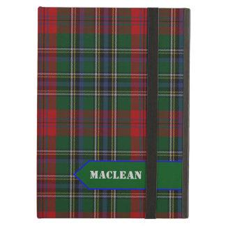 Classic MacLean Tartan Plaid iPad Air Case