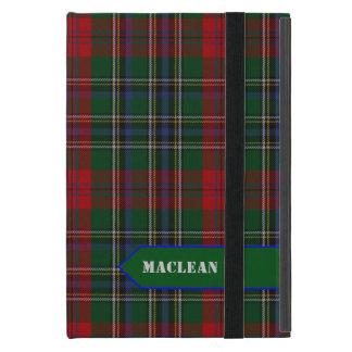 Classic MacLean Tartan Plaid iPad Mini Case