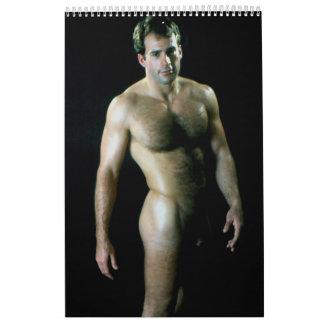 Classic Male Calendars