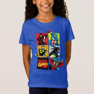 Classic Marvel Comics Super Heroes T-Shirt