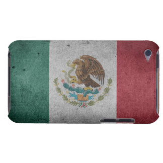 Classic Mexican Flag iPod Touch Covers