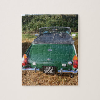 Classic MG Jigsaw Puzzle
