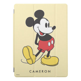Classic Mickey | Add Your Name iPad Pro Cover