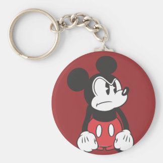 Classic Mickey | Angry Pose Keychain
