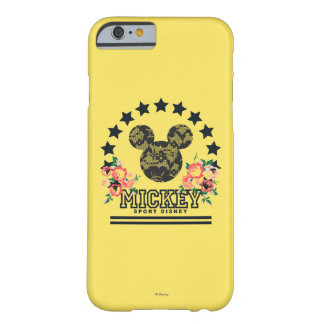 Classic Mickey | Athletic Barely There iPhone 6 Case