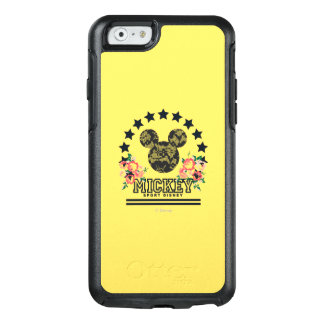 Classic Mickey | Athletic OtterBox iPhone 6/6s Case