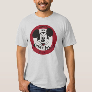 Classic Mickey   Club Tee Shirt