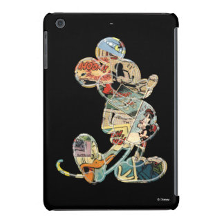 Classic Mickey | Comic Art iPad Mini Cases