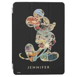 Classic Mickey | Comic Silhouette iPad Pro Cover