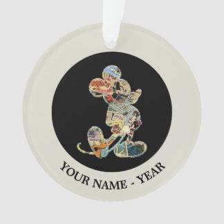Classic Mickey | Comic Silhouette Ornament