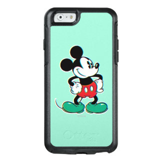 Classic Mickey | Confident Green OtterBox iPhone 6/6s Case