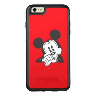 Classic Mickey   Cute Portrait OtterBox iPhone 6/6s Plus Case