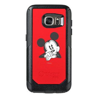 Classic Mickey | Cute Portrait OtterBox Samsung Galaxy S7 Case