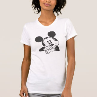 Classic Mickey | Cute Portrait T-Shirt