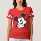 Classic Mickey | Cute Portrait T-shirt
