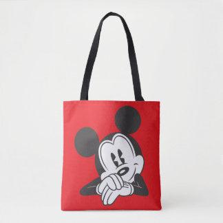 Classic Mickey   Cute Portrait Tote Bag
