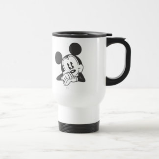 Classic Mickey | Cute Portrait Travel Mug