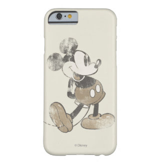 Classic Mickey | Distressed Barely There iPhone 6 Case