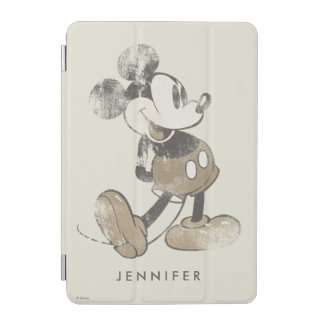 Classic Mickey | Distressed iPad Mini Cover