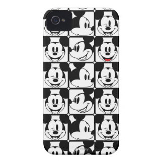 Classic Mickey Face Case-Mate iPhone 4 Case