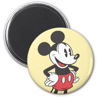 Classic Mickey | Hands on Hips Magnet