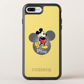Classic Mickey   Head Icon OtterBox Symmetry iPhone 7 Plus Case