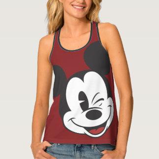 Classic Mickey | Head Tilt Wink Tank Top