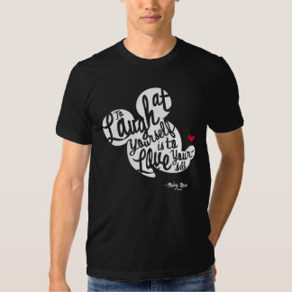Classic Mickey | Laugh At Yourself T Shirt