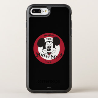 Classic Mickey   Mickey Mouse Club OtterBox Symmetry iPhone 7 Plus Case