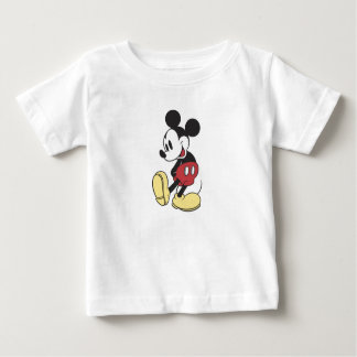 Classic Mickey Mouse Baby T-Shirt