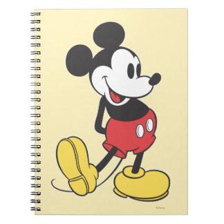 Classic Mickey Notebook