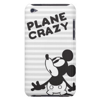 Classic Mickey | Plane Crazy iPod Case-Mate Case