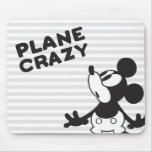 Classic Mickey | Plane Crazy Mouse Pad