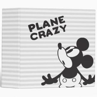 Classic Mickey | Plane Crazy Vinyl Binders