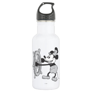 Classic Mickey | Steamboat Willie 532 Ml Water Bottle