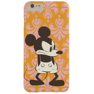 Classic Mickey | Vintage Angry Barely There iPhone 6 Plus Case