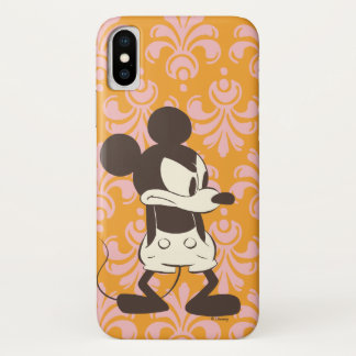 Classic Mickey | Vintage Angry Case-Mate iPhone Case
