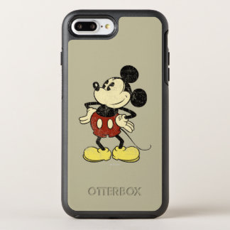 Classic Mickey | Vintage Hands on Hips OtterBox Symmetry iPhone 7 Plus Case