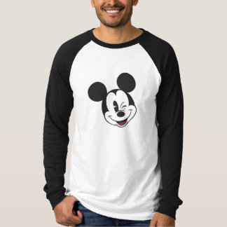 Classic Mickey Wink Tshirts