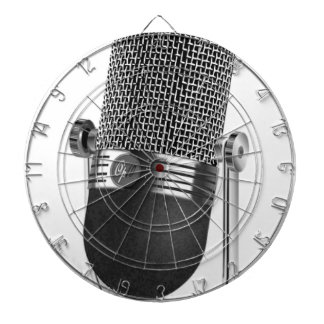 Classic Microphone Dartboard